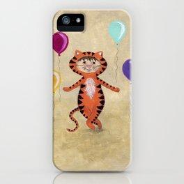 I'm A Tiger - Rooooaaarrrr iPhone Case