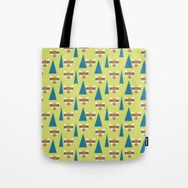 Foxed Out Tote Bag