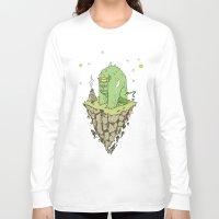 prince Long Sleeve T-shirts featuring the big prince by Doruktan Turan