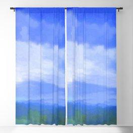 Landscape 2019 Blackout Curtain