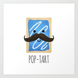 Pop-Tart Art Print