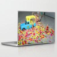 sprinkles Laptop & iPad Skins featuring Sprinkles by Amanda Shirlow