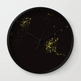 Flying emotion Wall Clock