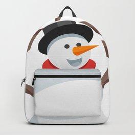 Snowman Backpack