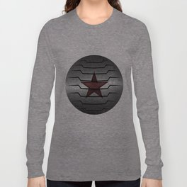 Winter Soldier Arm Long Sleeve T-shirt