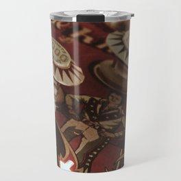 Pinball Machine Travel Mug