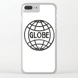 GLOBE Clear iPhone Case