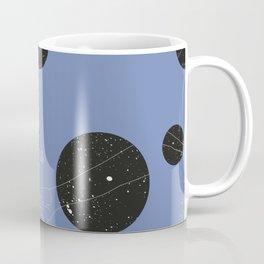 Through the window - Purple #pattern Coffee Mug