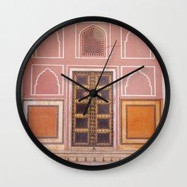 Jaipur Palace Gate Wall Clock