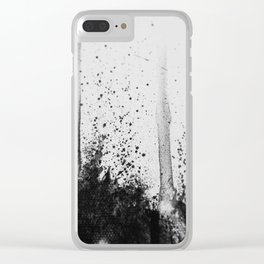 Untitled Details Clear iPhone Case