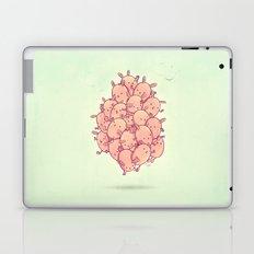 Cute bunnies Laptop & iPad Skin