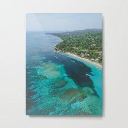 Roatan Island, Honduras III Metal Print