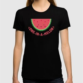 One in a Melon (Watermelon) T-shirt