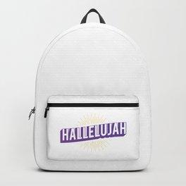 hallelujah Backpack