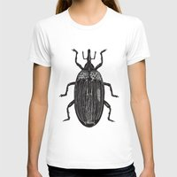 beetle T-shirts featuring Beetle by Najla