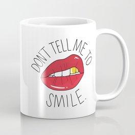 SMILE BITCH Coffee Mug