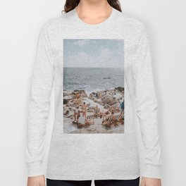 capri, italy Long Sleeve T-shirt