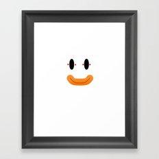 Super Mario World - Bowser Ship Framed Art Print