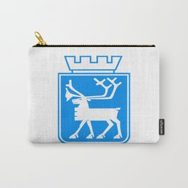 flag of Tromsø Carry-All Pouch