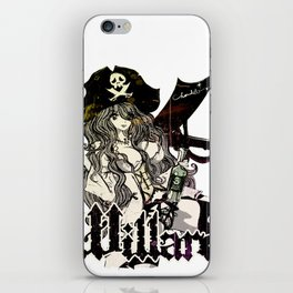 WILLARD THE WENCH iPhone Skin