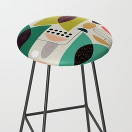 Spring Fling Bar Stool