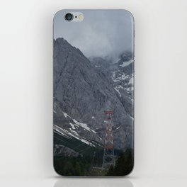 I Come from the Mountain iPhone Skin