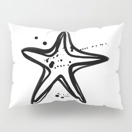 Starfish Pillow Sham
