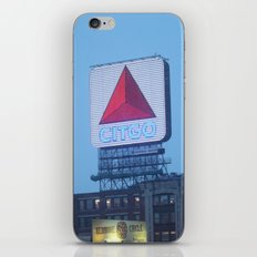 Wicked Pissah - Boston Photo iPhone Skin