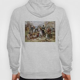 The First Thanksgiving Hoody