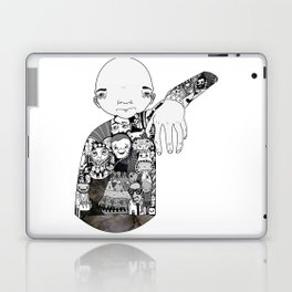Claw Laptop & iPad Skin