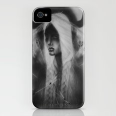 Pine Leaf/Woman Chief/Two Spirit Slim Case iPhone (4, 4s)