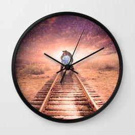 Arktouros Wall Clock