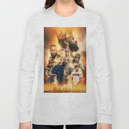 Nipsey Hussle Poster Long Sleeve T-shirt