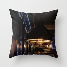 Richmond Bar Light Throw Pillow