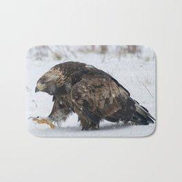 The Eagle has Landed Bath Mat