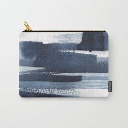 Blue Brush Tasche