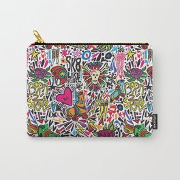Derby Girl Carry-All Pouch
