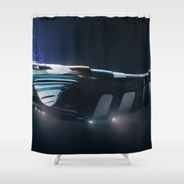 Sedna, variant 95x33 Shower Curtain