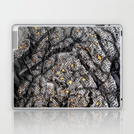 In the golden forest Laptop & iPad Skin