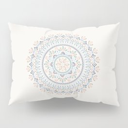Jardin Mandala - Cornflower Pillow Sham