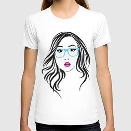 Huh? version 2 T-shirt