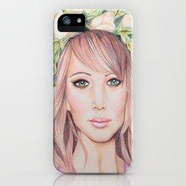 Nymph  iPhone Case
