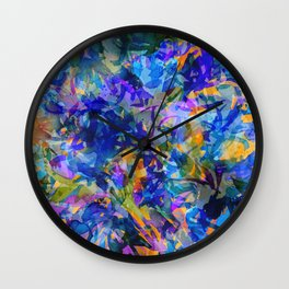 Pacific Kelp Forest Wall Clock