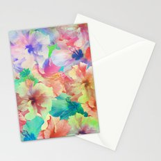 Hibiscus Dream #2 Stationery Cards
