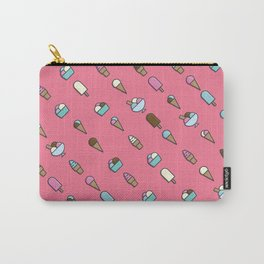 Endless Ice Cream Carry-All Pouch