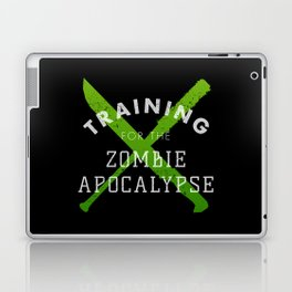Training: Zombie Apocalypse Laptop & iPad Skin