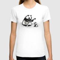 banjo T-shirts featuring Banjo Panda by Sophie Corrigan