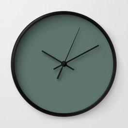 Sirocco Colour Wall Clock