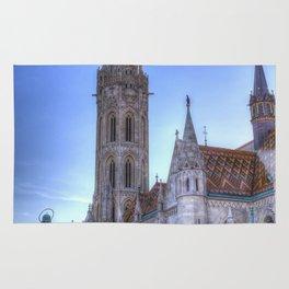 Mathias Church Budapest Rug
