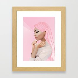 Astoria Framed Art Print